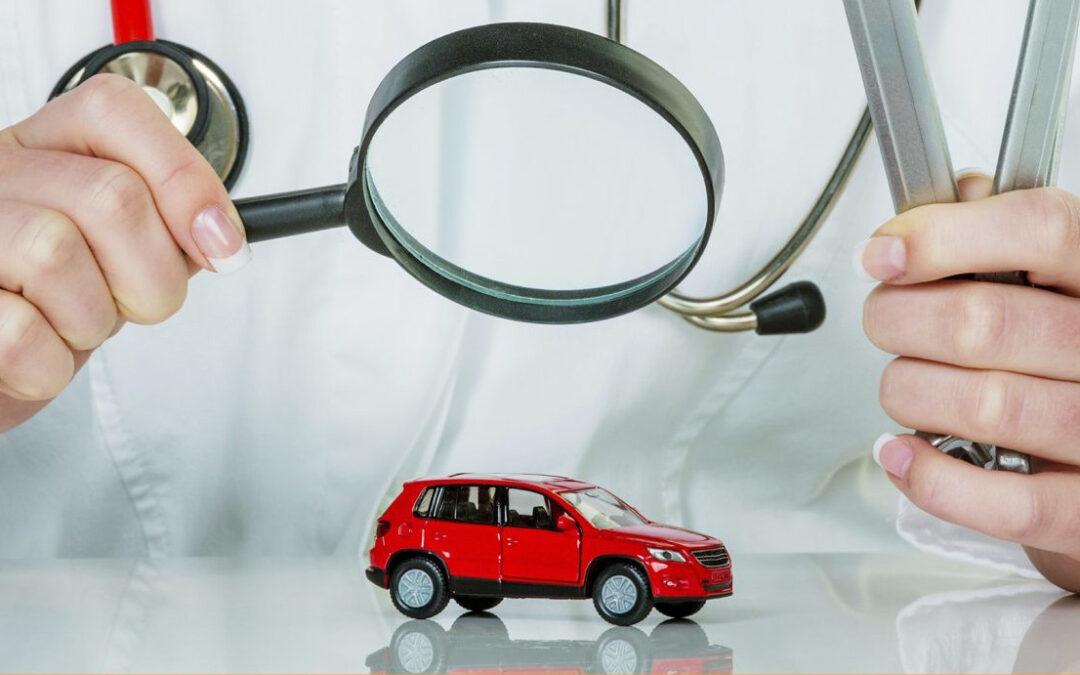 Unseen Auto Body Damage