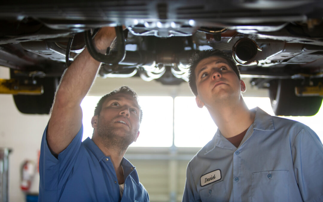 5 Ways to damage your vehicles undercarriage