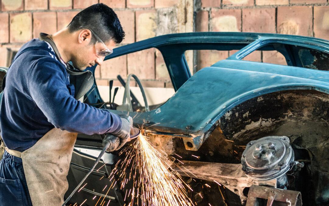 Fiberglass Repair: Not For DIY
